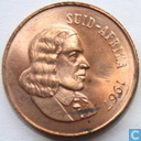 Zuid-Afrika 2 cents 1967 (afrikaans)