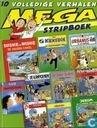 Mega stripboek - 10 volledige verhalen