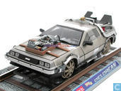 DeLorean 'Back to the Future' Part III Rails edition