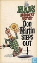Strips - Fester and Karbunkle - Mad's maddest artist Don Martin steps out!
