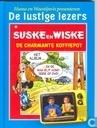 Strips - Suske en Wiske - De charmante koffiepot