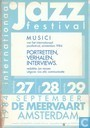 Jazz Festival De Meervaart 1984