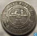 Zuid-Afrika 2 shillings 1893