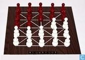Board games - Dams - Alquerque