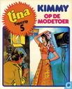 Strips - Kimmy op de modetoer - Kimmy op de modetoer