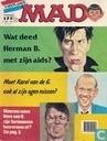 Bandes dessinées - Mad - 1e series (revue) (néerlandais) - Nummer  171