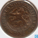Netherlands Antilles 1 cent 1952