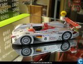 Model cars - Minichamps - Audi R8 (Dallara)