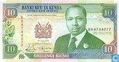 10 Kenia Schilling