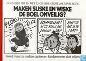 Strips - Suske en Wiske - 34 vreselijke verhaaltjes