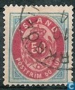 Postage Stamps - Iceland - Mark