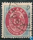 Briefmarken - Island - Mark