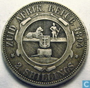 South Africa 2 shillings 1894