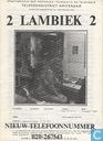 Lambiek bulletin 2