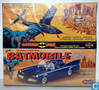Batmobile Batplane Action Pack