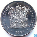 South Africa 1971 50 cents
