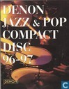 Denon Jazz & Pop Compact Disc 96-97
