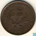 Nova Scotia ½ Penny 1832