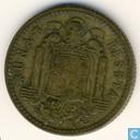 Spanje 1 peseta 1948