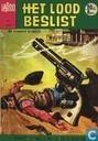 Comic Books - Lasso - Het lood beslist