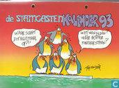 De Stamgasten scheurkalender '93