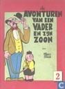 Bandes dessinées - Miche et Celestin Radis - De avonturen van een vader en zijn zoon 2