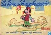 Ille Pinoc als Slangenbezweerder
