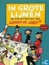 In grote lijnen - De striptoetjes van Gerrit de Jager