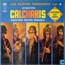 Les Flûtes Indiennes Vol. 4
