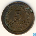 Portugal 5 centavos 1925