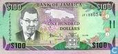 Jamaïque 100 Dollars 2002