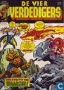 Comic Books - Fantastic  Four - Een kwestie van waanzin!