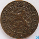 Netherlands Antilles 1 cent 1967