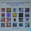 Beatles singles and sleeves from Europe