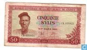 Guinee 50 Sylis