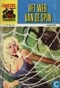 Comics - Hypnose [Griezel Classics] - Het web van de spin