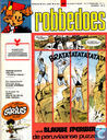 Comic Books - Robbedoes (magazine) - Robbedoes 1854