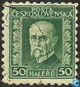 Président Masaryk