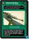 Antipersonnel Laser Cannon