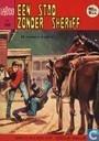 Strips - Lasso - Een stad zonder sheriff