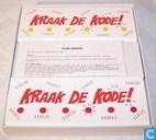 Board games - Kraak de Kode - Kraak de Kode