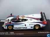 Lancia LC2-83/85 (Dallara) - Ferrari