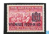 Vilna bij Litouwen