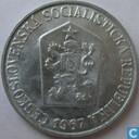 Tsjecho-Slowakije 5 haleru 1967
