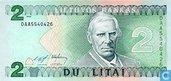 Lituanie 2 Litai