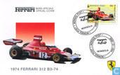 1974 Ferrari 312 B3-74