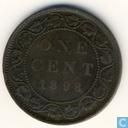 Canada 1 cent 1898