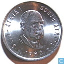 "Zuid-Afrika 5 cents 1982 ""The end of Balthazar Johannes Vorster's presidency"""