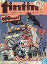 Tintin recueil No 47