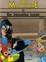 Comic Books - Axel Moonshine - De hemelse inzet